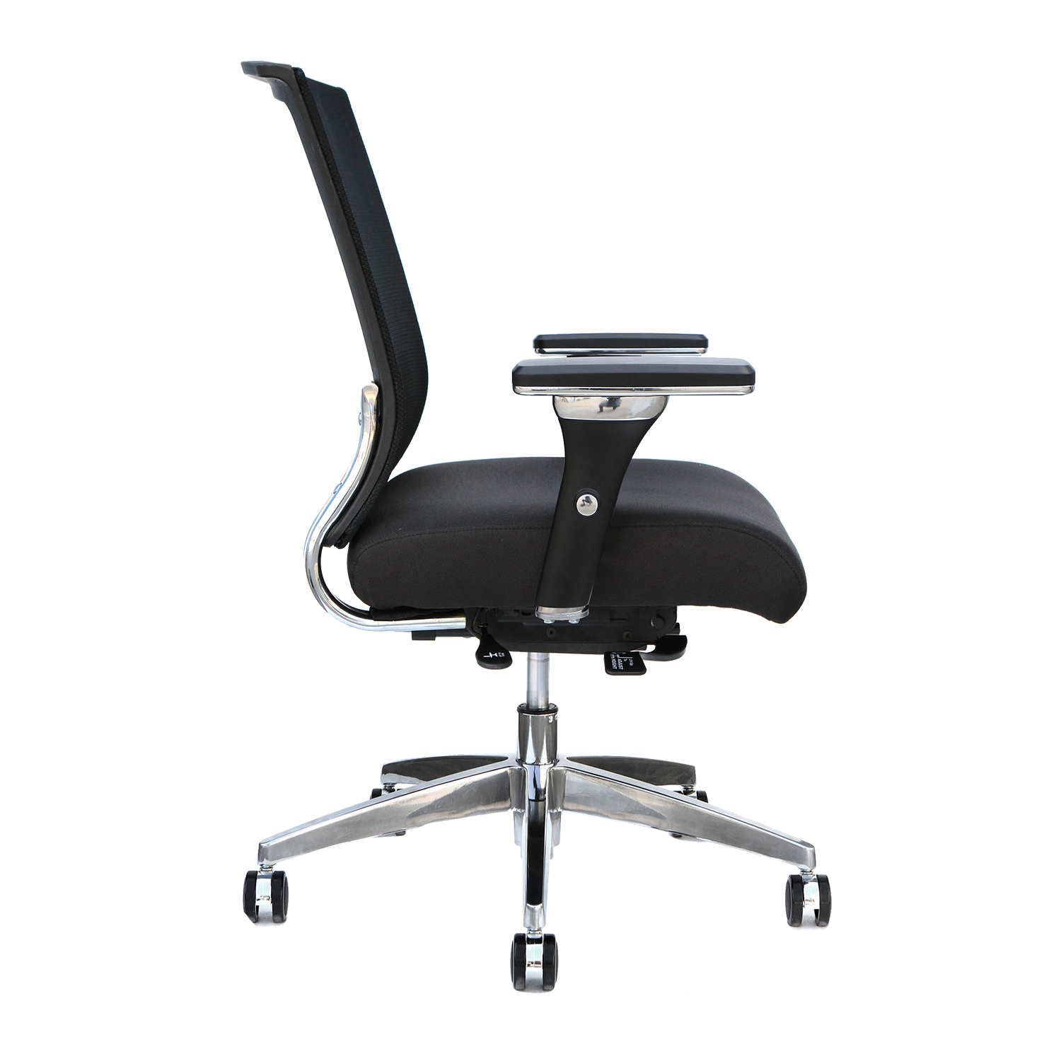 Tygerclaw Mid Back Office Chair Black