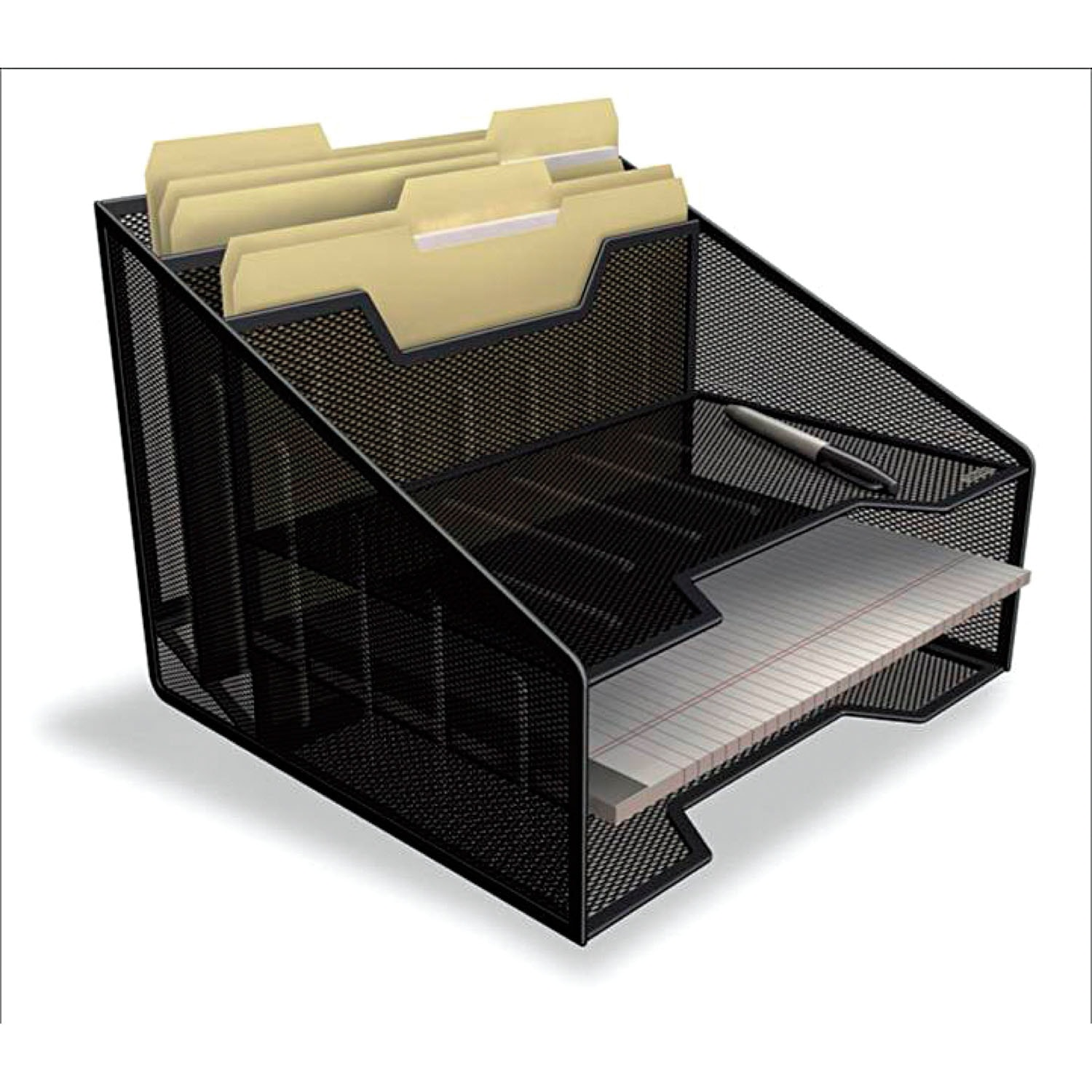 Rolodex Mesh Tray Sorter Combo Grand Toy