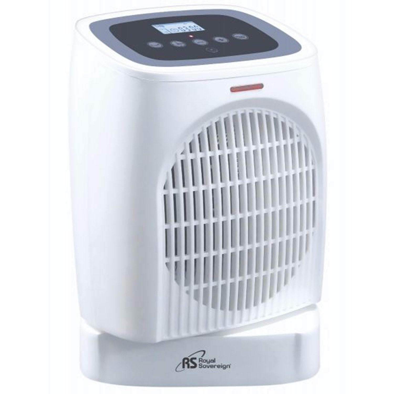 Medium Royal Sovereign Digital Oscillating Compact Heater White HFN-50D