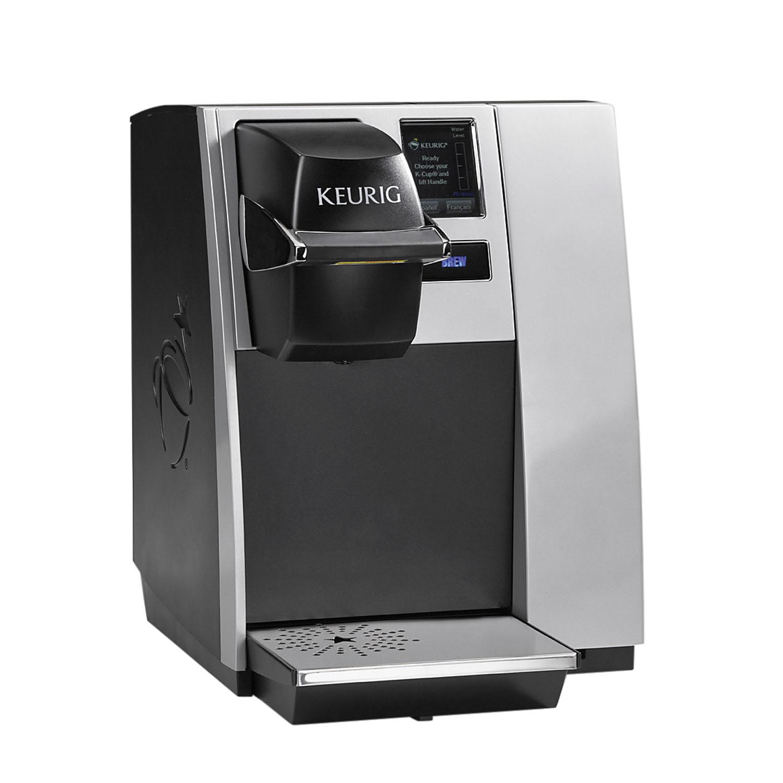 Keurig K150 Single-Cup Office Coffee Brewing Machine ...