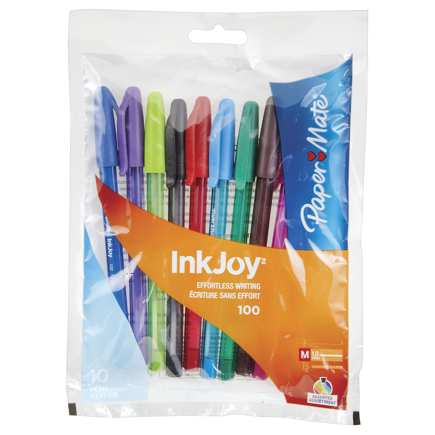 paper mate inkjoy Paper mate inkjoy tv spot, 'so smooth' submissions should come only from the actors themselves, their parent/legal guardian or casting agency please include at least one social/website link.