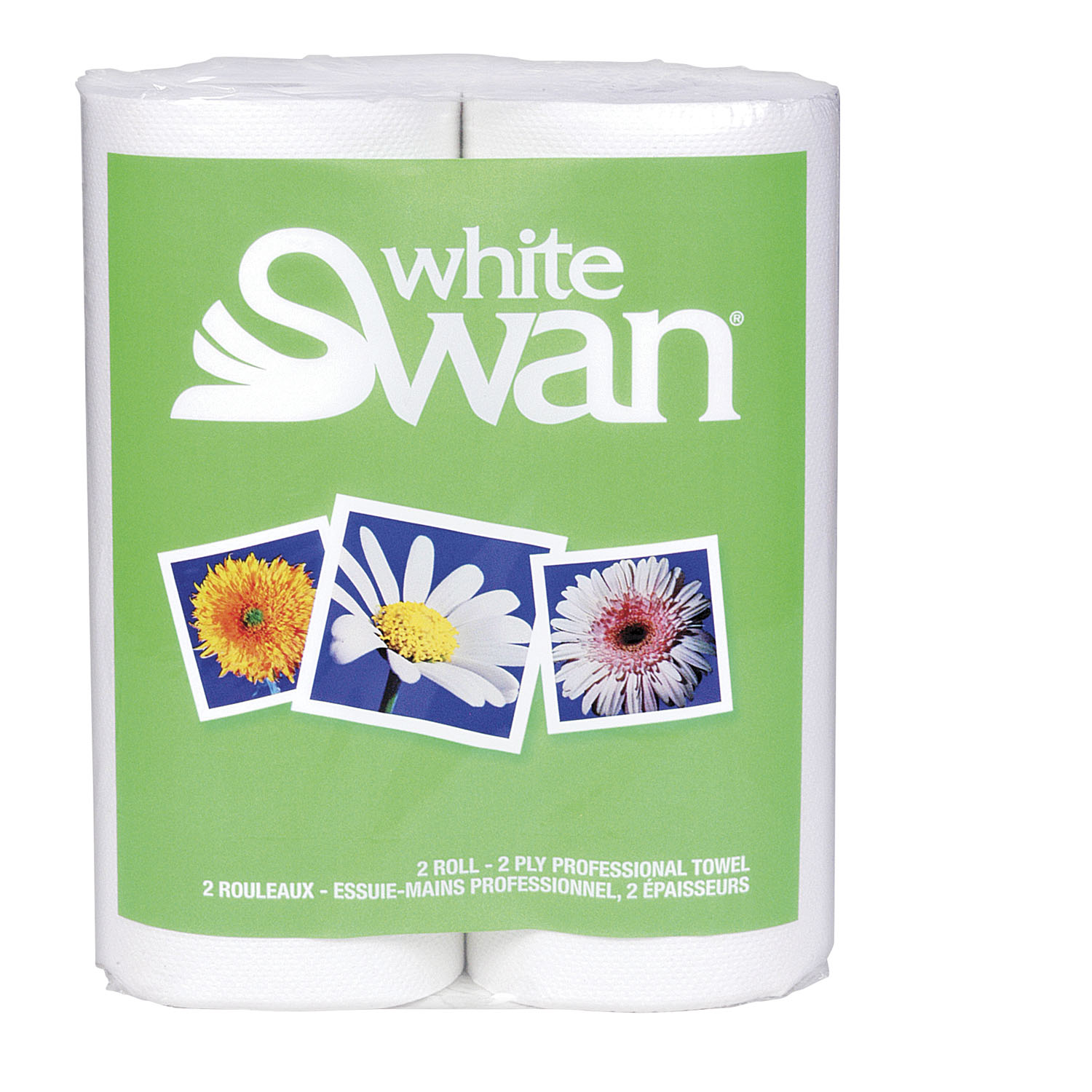White Swan Professional 2 Ply Kitchen Towels 2 Pk Grand