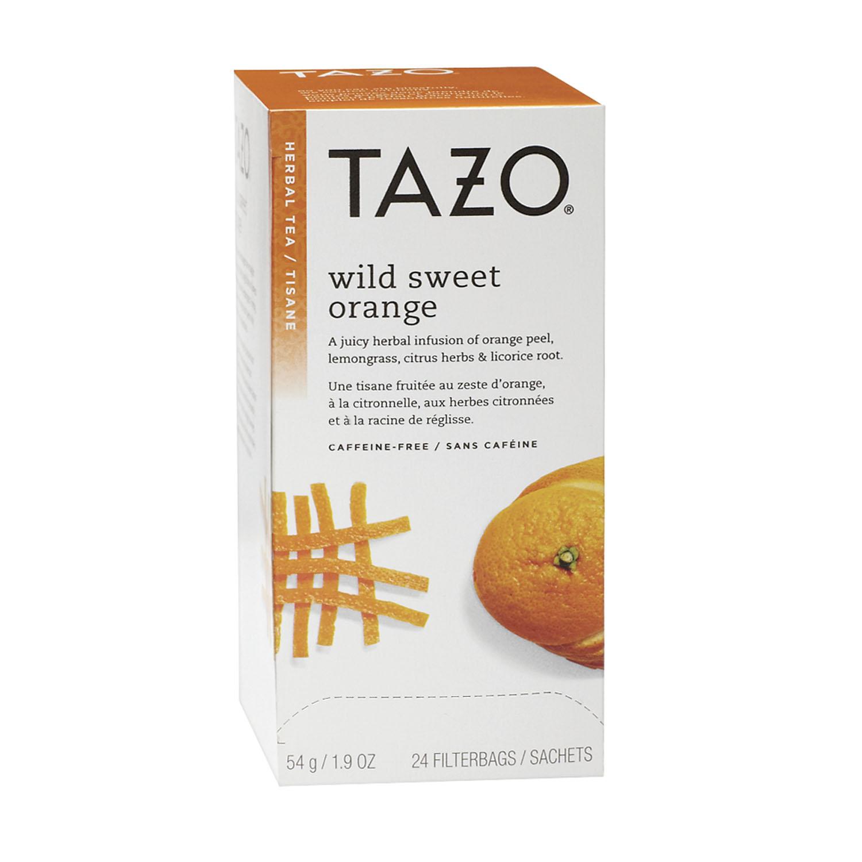 Tazo Tea Flavors; Black Teas, Green Teas, Herbal Teas and ...