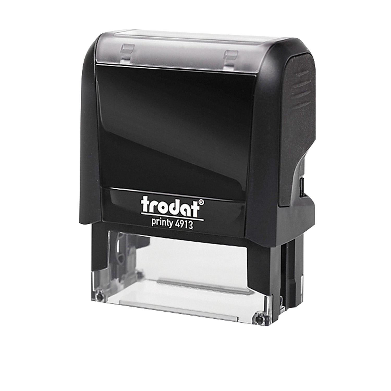 trodat printy 4913 diy custom stamp with online voucher grand toy. Black Bedroom Furniture Sets. Home Design Ideas