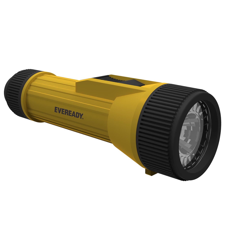 Eveready Industrial Handheld Heavy-Duty LED Flashlight
