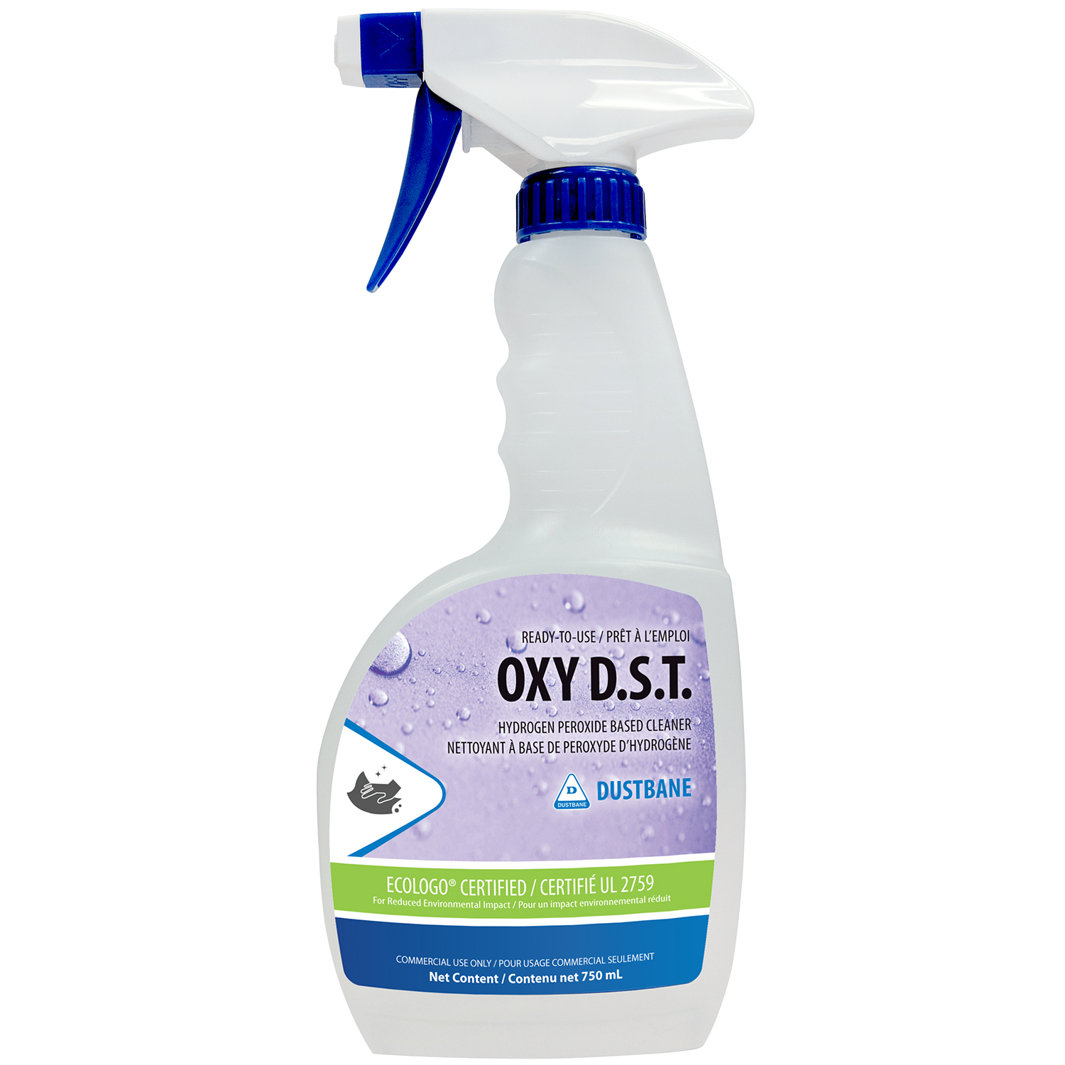 dustbane oxy d s t hydrogen peroxide based cleaner 750 ml grand toy. Black Bedroom Furniture Sets. Home Design Ideas