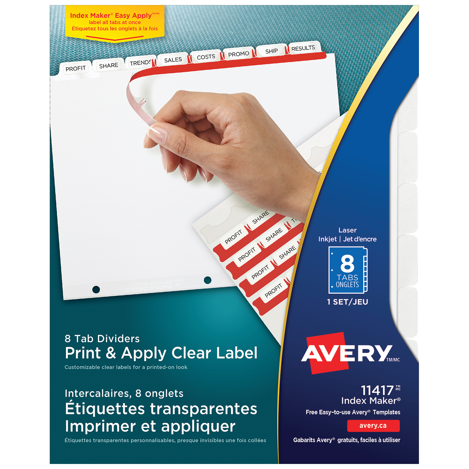 Banner Labels Avery Equivalent