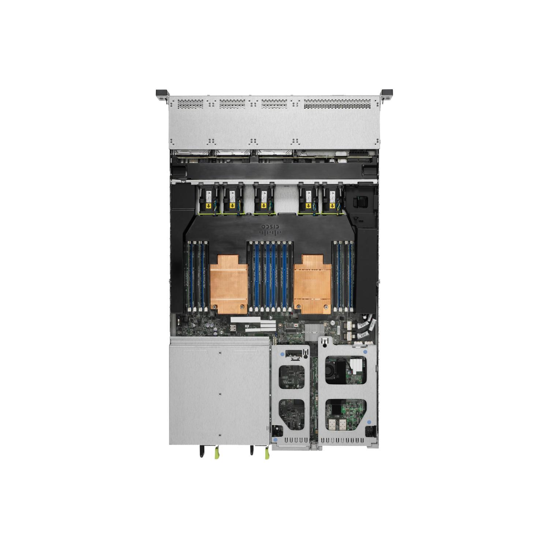 Cisco Ucs C220 M3 High Density Rack Mount Server Small