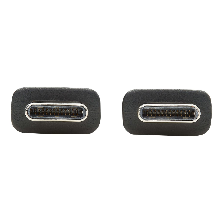 Tripp Lite USB Type C to USB C Cable USB 2.0 5A Rating USB-If Cert M//3M U040-C3M-C-5A