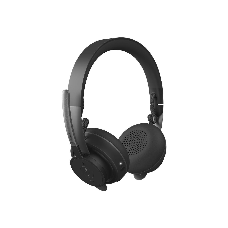 Logitech Zone Wireless Bluetooth Headset For Microsoft Teams Headset Grand Toy
