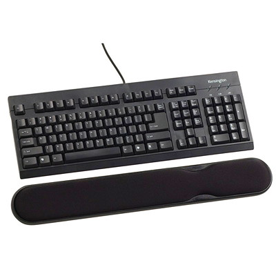 Kensington SmartFit Adjustable Memory Foam Wrist Rest SMARTFIT