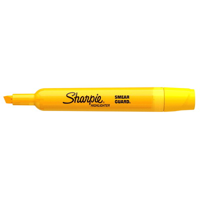 Sharpie Tank Highlighters CHISEL POINT WASHABLE INK SANFORD