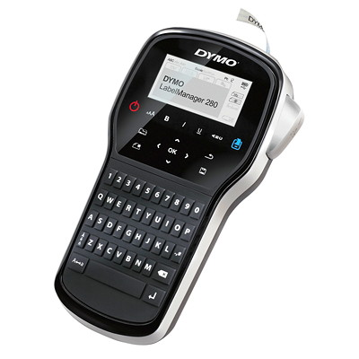 DYMO LabelManager 280 Handheld Rechargeable Label Maker