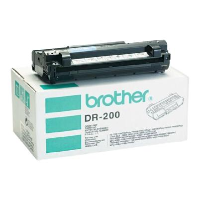 Brother DR200 - drum kit  1 x black - 20000 pages ld: 20 000 PAGES