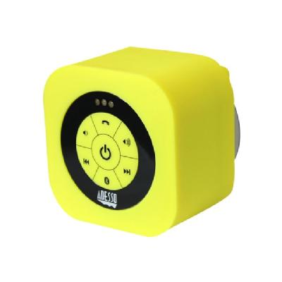 Adesso Xtream S1 - speaker - for portable use - wireless roof Speaker (Yellow)