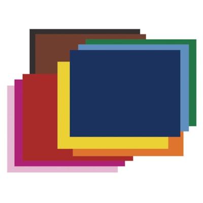 "Pacon Bristol Boards, 4-Ply, Orange, 22"" x 28"", 25/PK 25/SHTS"