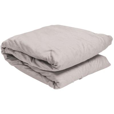 BIOS Living Micro Mink Electric Throw Blanket, Grey HEATED THROW  MICRO PLUSH 100% POLYESTER