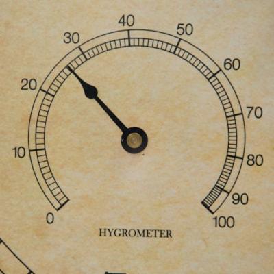 BIOS Living 3-in-1 Outdoor Clock METAL CONSTRUCTION WEATHER RESISTANT