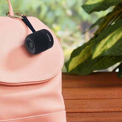 Verbatim Wireless Mini Bluetooth Speaker - speaker - for portable use BLACK