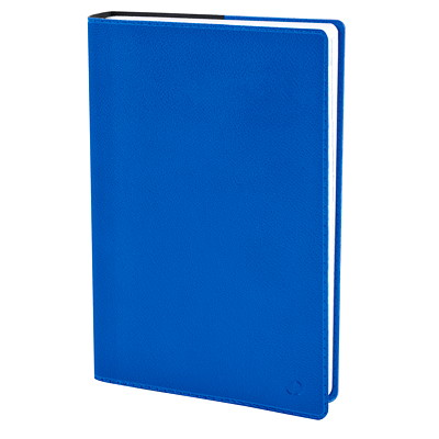 NOTE 21 (16 MONTHS-SEPT-DEC) BLUE WITH MONTHLY CALENDAR EACH MON