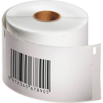 "DYMO LabelWriter Large Shipping Thermal Labels, White, 2 5/16"" x 4"", 300 Labels/BX   2-5/16"" X 4""  300 PER ROLL DYMO"
