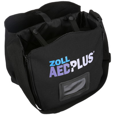 ZOLL Soft AED Plus Carrying Bag, Black