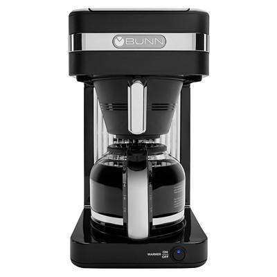 Bunn 10-Cup Speed Brew Elite Coffee Brewer CSB2B W/GLASS CARAFE ELITE