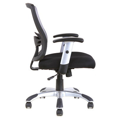 Tygerclaw Office Chair Mid Back White