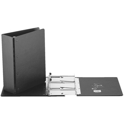 Acco Casemade Expansion Catalogue Binder, Black