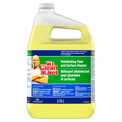 Mr. Clean Professional Disinfecting Floor and Surface Cleaner, 3.78 L 3.78 L