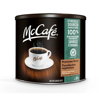 McCafé Premium Roast Fine Ground Coffee, 950 g GROUND COFFEE