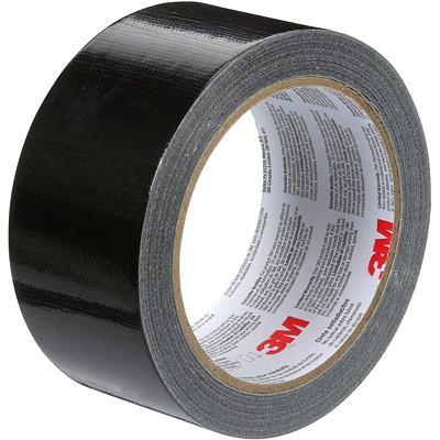"""3M 3920 General Purpose Duct Tape, Black, 48 mm x 18.2 m 1.88""""X20YD (48 MM X 18.2 M) 12 RLS/CASE"""