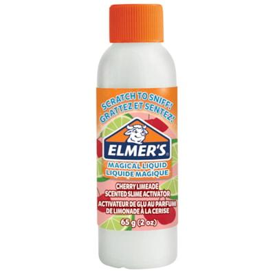Elmer's Magical Liquid Slime Activator, Cherry Limeade, 2 oz CHERRY LIMEADE