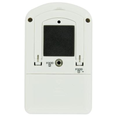 Thermomètre à viande et minuteur de qualité BIOS Living 6 SÉLECTION DE VIANDE 2 SONDE