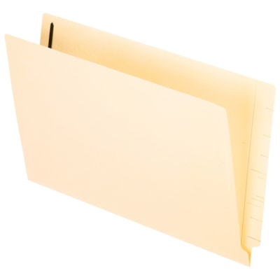"Pendaflex Shelf Fastener Folders 2""CAP 11PT STCK STRAIGHT CUT TAB 9-1/2 INCH FRONT PANEL"