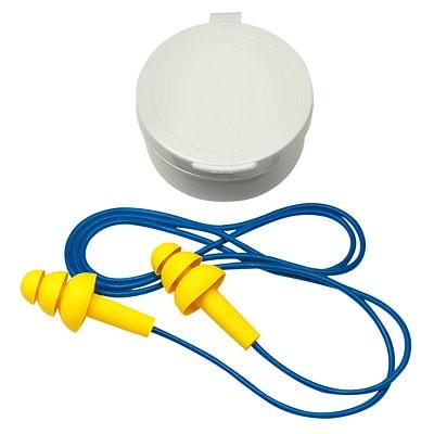 Bouchons d'oreilles avec cordon UltraFit E-A-R 3M 100 PAIRES