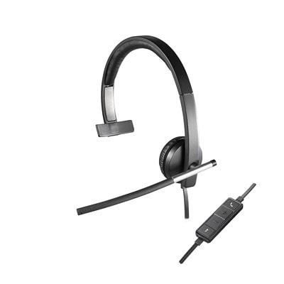 Logitech H650e Enterprise-Grade Headset MONO