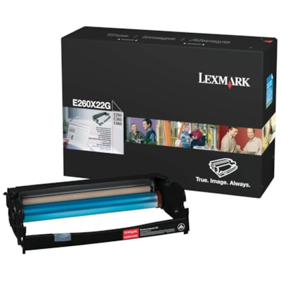 Lexmark E260, E360, E460, X264, X36x, X46x Photoconductor (E260X22G)