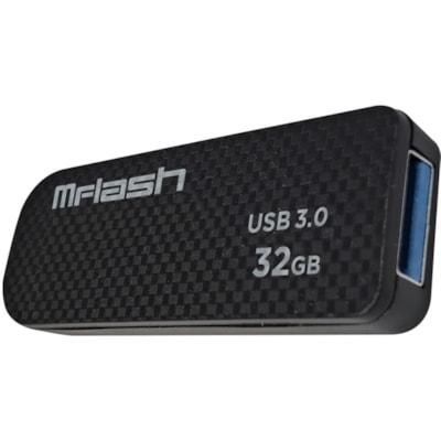 Mflash USB 3.0 Flash Drives, 32 GB, 3/PK UPTO READ 20MB/S WRITE 20MB/S 32GB USB 3.0 - 3 PACK