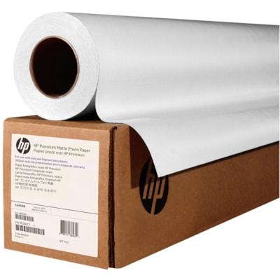 HP PREMIUM MATTE PHOTO PAPER 264 MICRONS (10.4 MIL) 24 IN X 100 FT