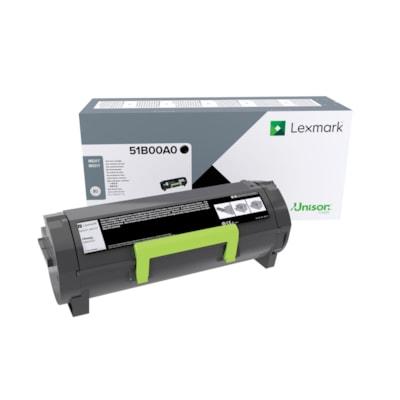 Lexmark Black Toner Cartridge 2500 PG YIELD MS/MX317