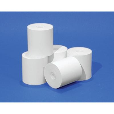 """McDermid Thermal Paper Rolls, 3 1/8"""" x 225', 50/CT 50 ROLLS/CTN  BPA FREE 7/16 ID CORE 2.3  3"""" DIAMETER"""