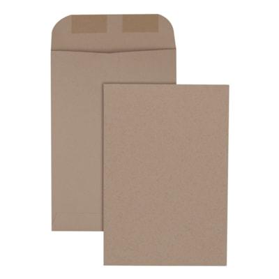 Enveloppes pour contenu lourd Grand & Toy, kraft, 6 1/2 po x 9 1/2 po, caisse de 500 BOUT OUVERT 500/CT 40%FIBRES DE POST-CONSOMMATION