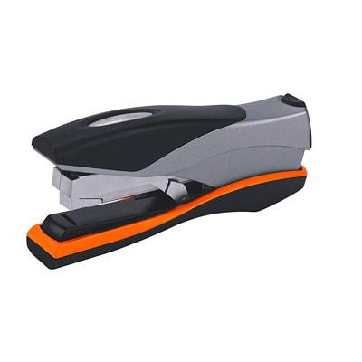 Swingline Optima 40 Low-Force Stapler, Full-Strip, 40-Sheet Capacity CAPACITY SILVER/BLACK FULL STRIP