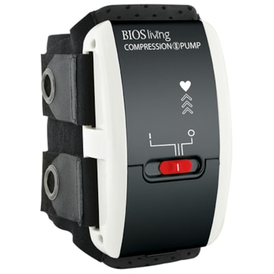BIOS Living Battery-Powered Compression Pump BATTERY POWERED