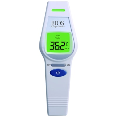 BIOS Living Forehead Thermometer NON-CONTACT °F -°C SWITCHABLE