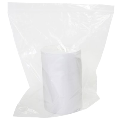 """EasyTask Centerfeed Spunlace Wipers with GrabBox, White, 275 Sheets/RL 10"""" X 12""""  1 ROLL W/BAG & BOX"""