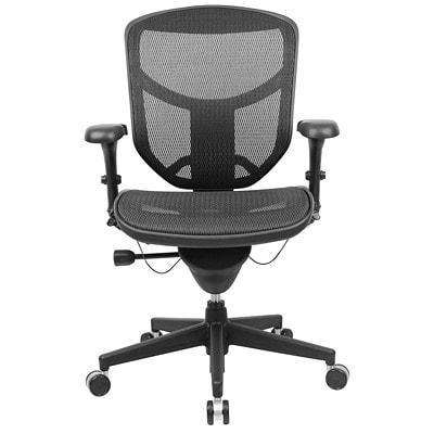 Fauteuil ergonomique à dossier moyen en mailles série PRO Quantum 9000 WorkPro DOSSIER MOYEN QUANTUM 9000 SERIES