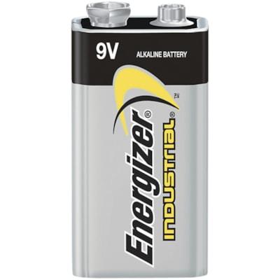 Energizer Industrial 9V Alkaline Batteries, 12/PK (EN22)  NOT FOR RETAIL SALE