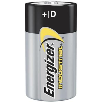 "Energizer Industrial ""D"" Alkaline Batteries, 12/PK (EN95)   ** NOT FOR RETAIL SALE **"